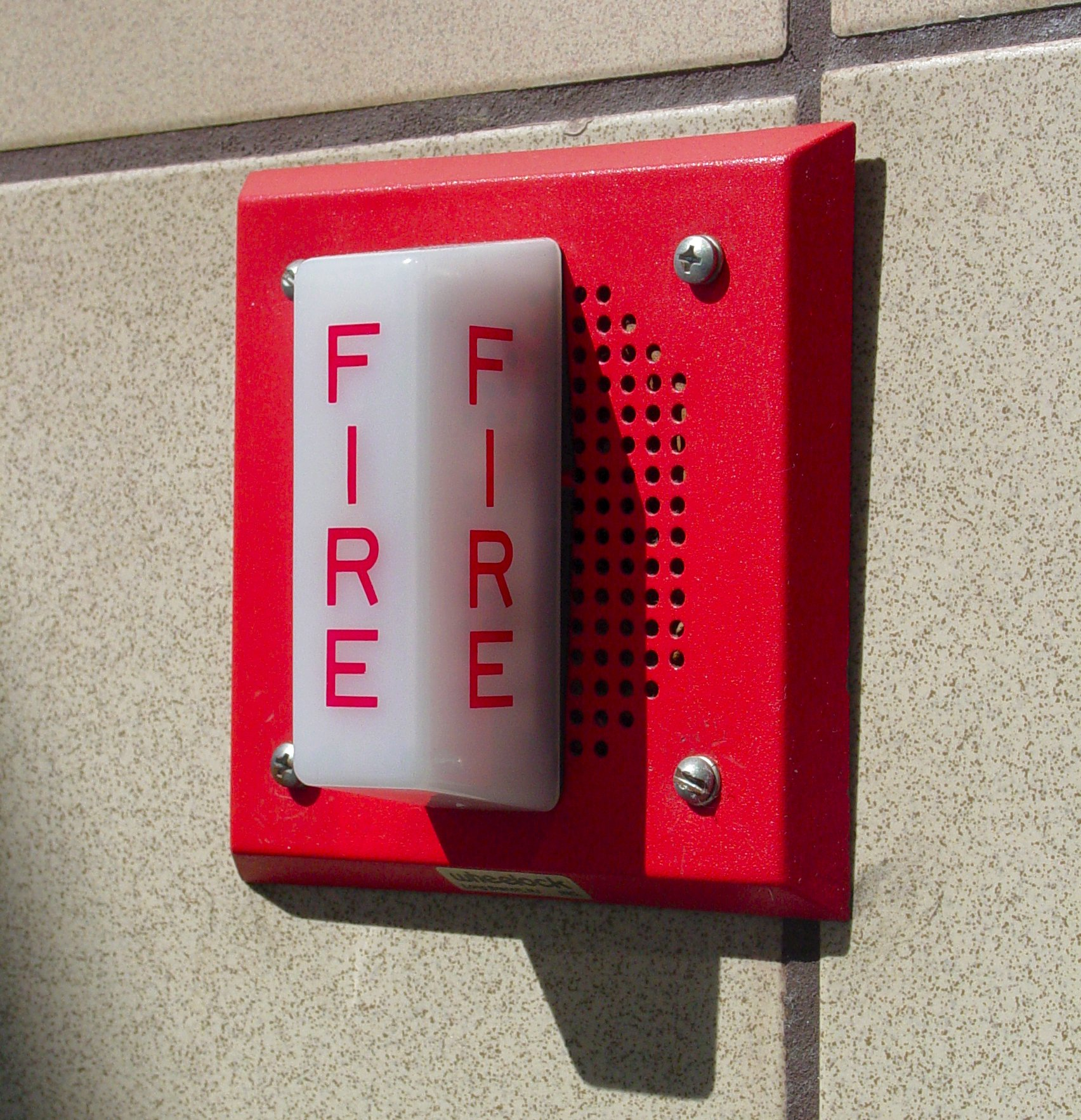 Fire Alarm Surprise Arizona