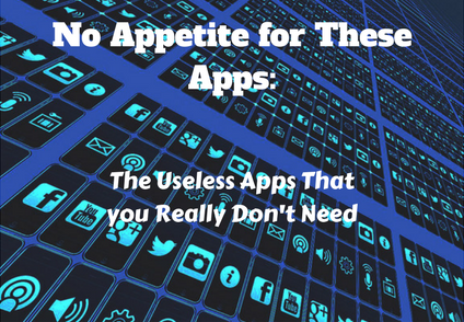 No Appetite for These Apps