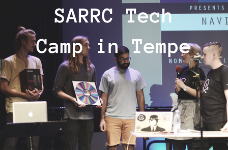 SARRC Tech Camp in Tempe